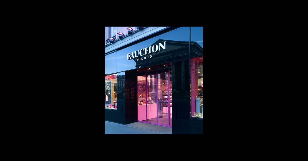 fauchon place de la madeleine paris. Black Bedroom Furniture Sets. Home Design Ideas