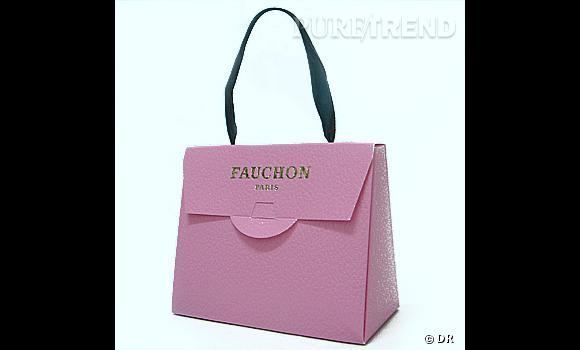 Sac Fauchon inspiré du modèle Kelly d'Hermès