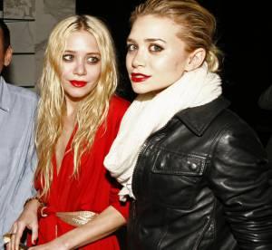 Les soeurs Olsen customisent leurs vêtements de créateurs