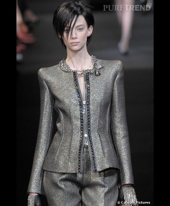 Exceptionnel Défilé Armani Privé Automne Hiver 2009-2010 La Haute Couture  VR36