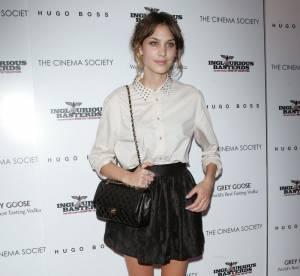 Alexa Chung, chic et trendy