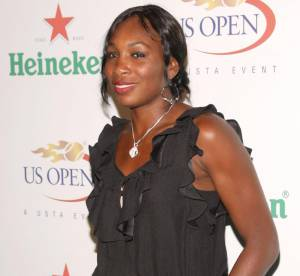 Escarpins et combi : le bon match de Venus Williams