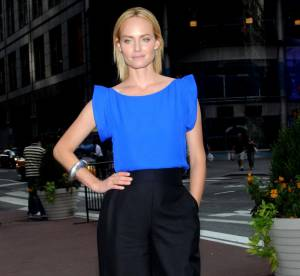 Amber Valletta : l'art du less is more