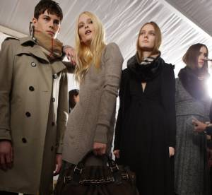Burberry défile en live sur le Net pour la Fashion Week de Londres