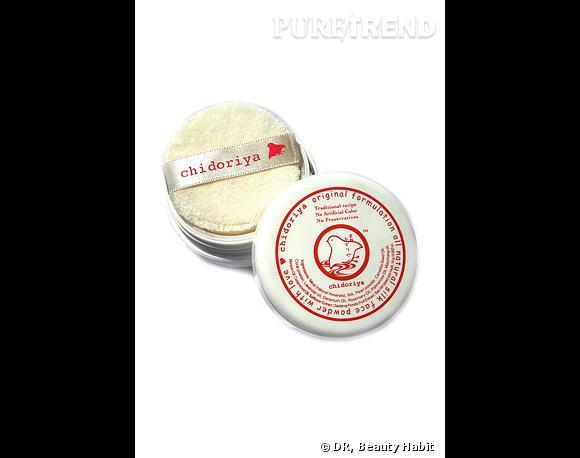 Poudre de soie translucide japonaise Chidoriya, 75 dollars, en vente  sur Beauty Habit