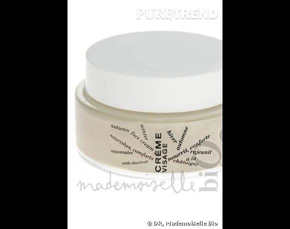 Crème Automne-Hiver Clé des Champs, 65 euros  sur Mademoiselle Bio