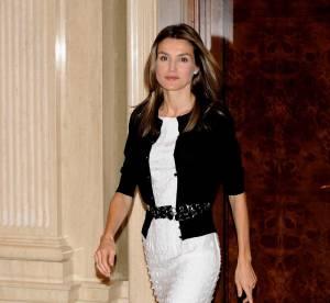 Letizia Ortiz, une first lady chic et pointue