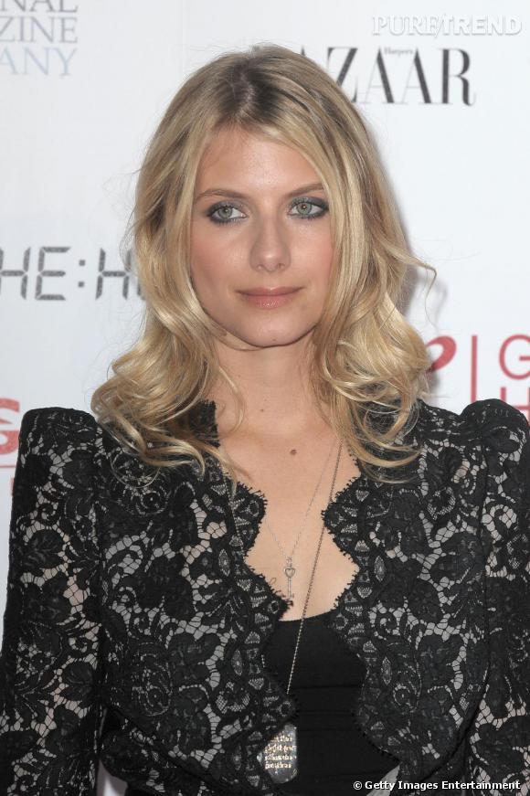 L'actrice Melanie Laurent a également succombé à cette tendance capillaire.