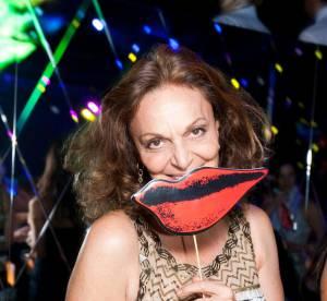 Diane Von Fustenberg s'expose à Moscou