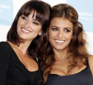 Penelope et Monica Cruz : deux soeurs caliente