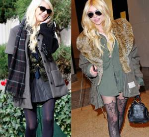 Taylor Momsen : deux styles en un