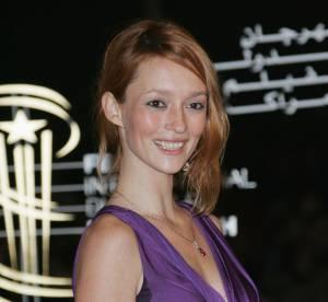 Audrey Marnay, sexy en toute subtilité