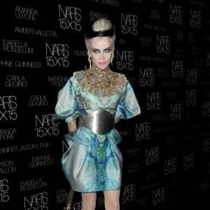 La pétulante Daphné Guiness est une fan de mode . Et en cela, elle ne fait aucune concession.