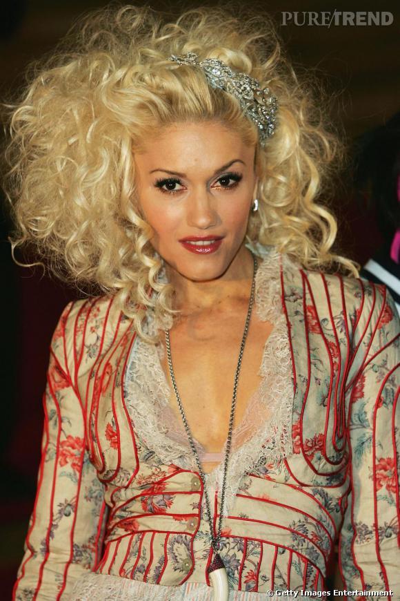 La très rock et rebelle Gwen Stefani lance la collection L.A.M.B.