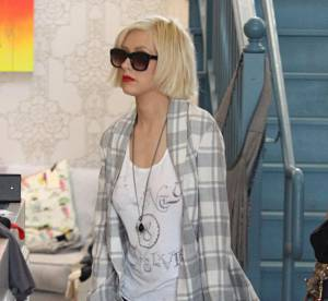 Christina Aguilera : back to basics ?