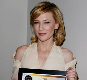 Cate Blanchett, un ange dans une robe rétro