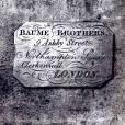 Baume Brothers fondé à Londres en 1851