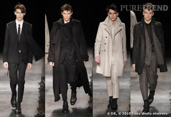 Défilé PrêtàPorter Homme Paris AutomneHiver Dior - Pret à porter homme