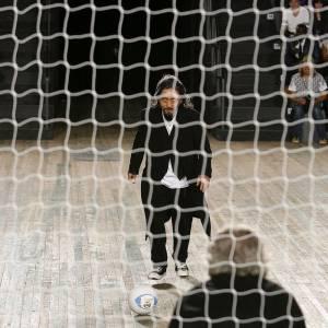 Défilé Y-3 - Yohji Yamamoto - New York Printemps Eté 2010