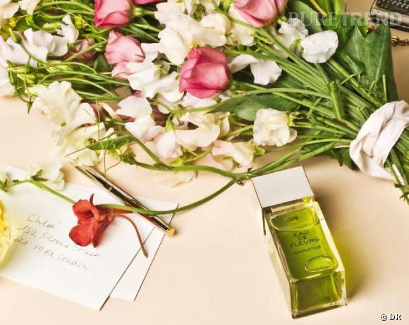 eau de fleurs, la nouvelle collection d'eaux fraîches de chloé