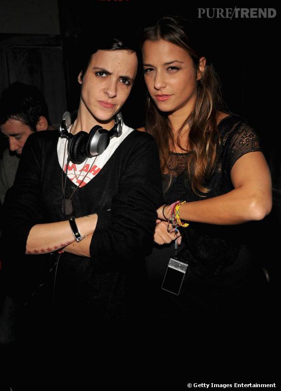Samantha et Charlotte Ronson au défilé Charlotte Ronson