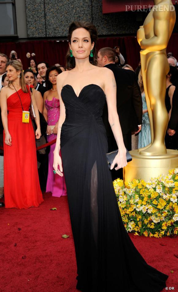 Angelina Jolie ou l'art de la subtilité