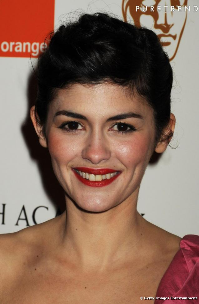 Classify French Actress Audrey Tatou