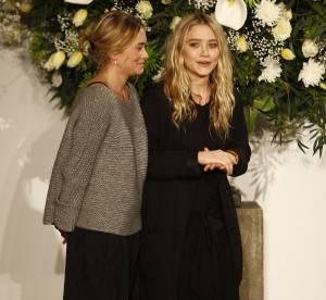 Mary-Kate et Ashley Olsen, découvrez leur défilé pour The Row : honneur au minimaliste chic