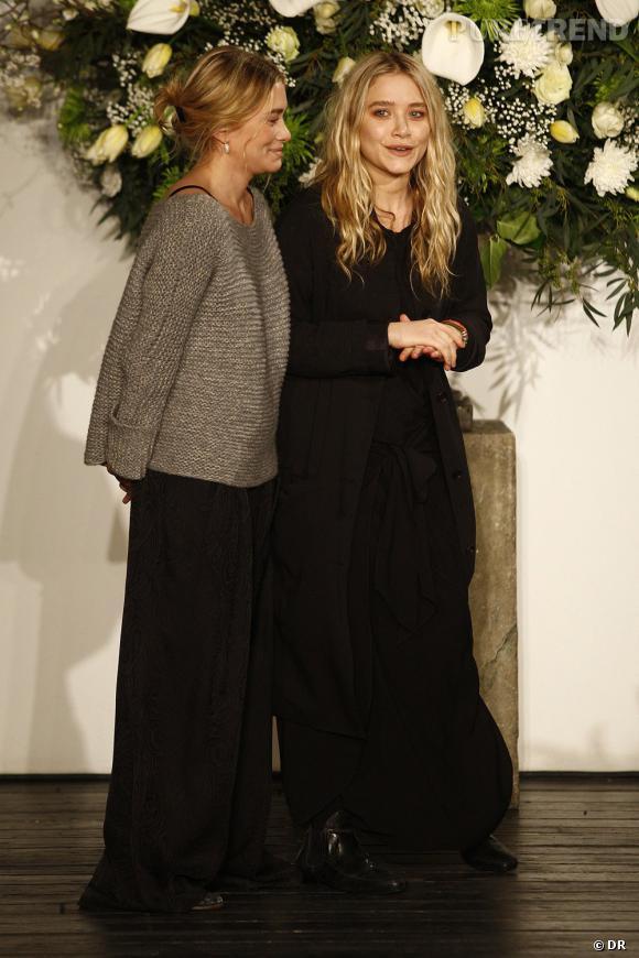 Une collection à l'image des soeurs Olsen, casual mais réfléchie.