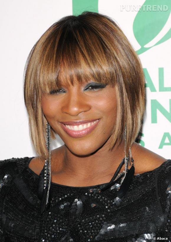 Serena Williams lors de la cérémonie des Pre-Oscars à Hollywood