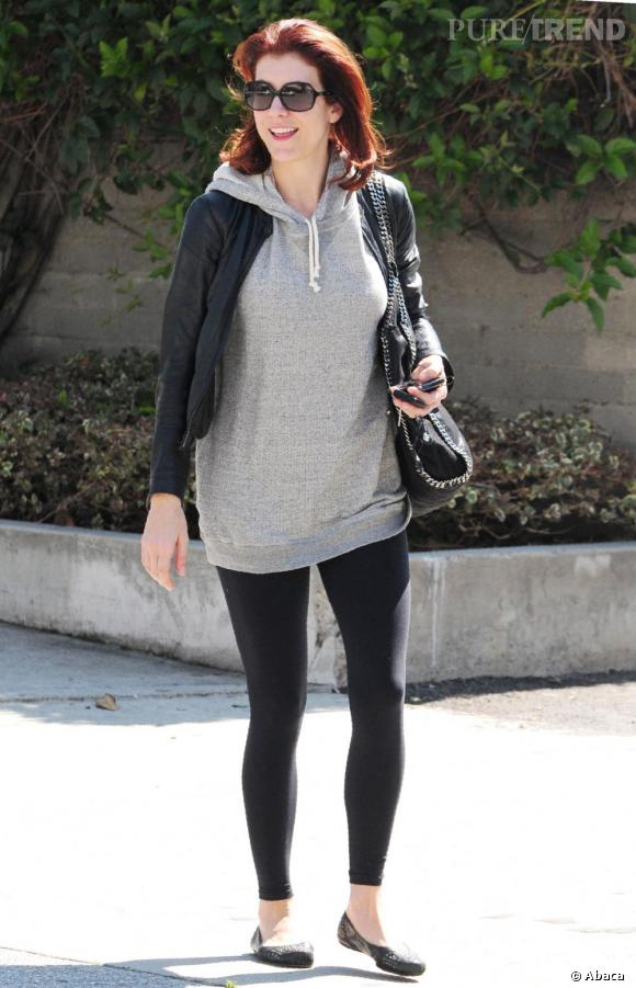 Kate Walsh dans les rues de Los Angeles
