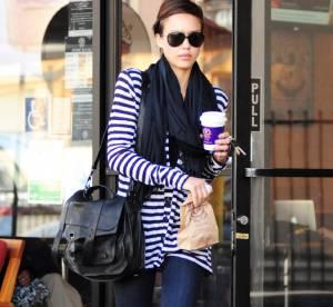 Jessica Alba, découvrez sa stratégie pour devenir une vraie fashionista !