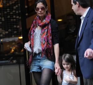 Katie Holmes, un look de vraie fashionista à shopper !