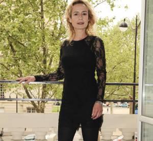 Sandrine Bonnaire, ultra séduisante en dentelles