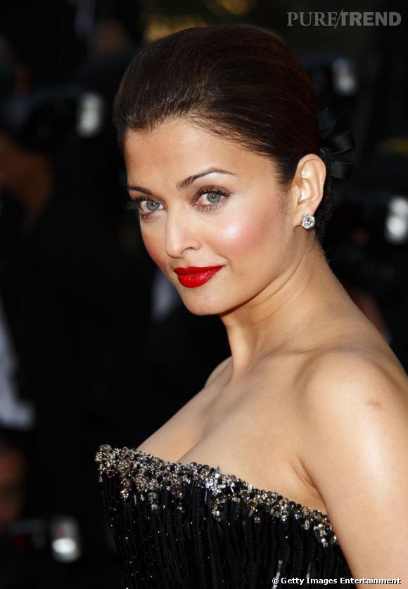Aishwarya Rai, chic et glamour.