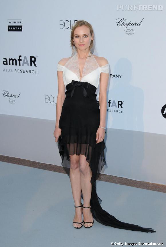 Diane Kruger en robe Chanel