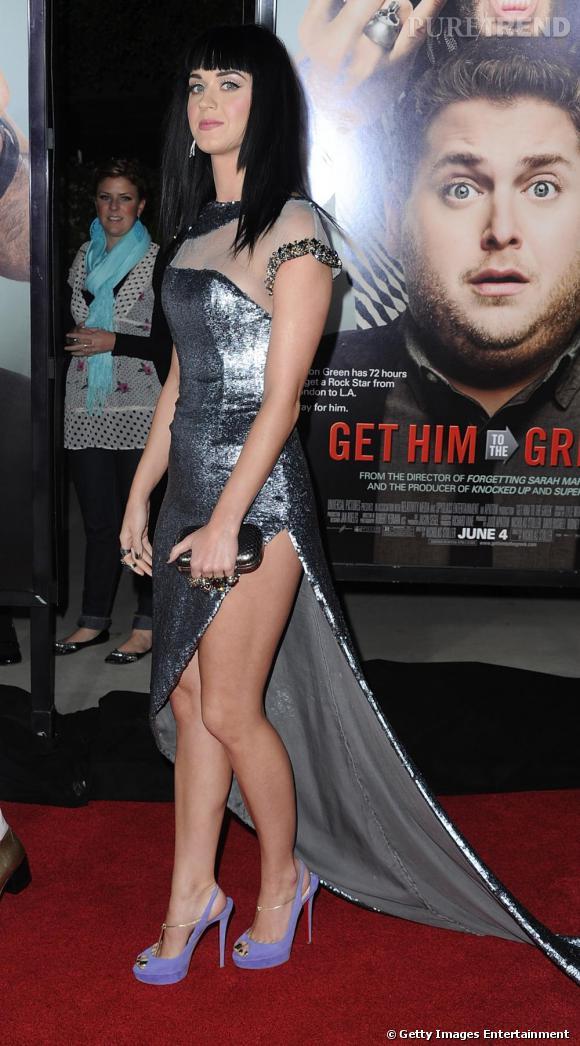 Katy Perry à la première de Get Him to The Greek à Los Angeles
