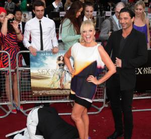 Emma Bunton revisite le look de Victoria Beckham !