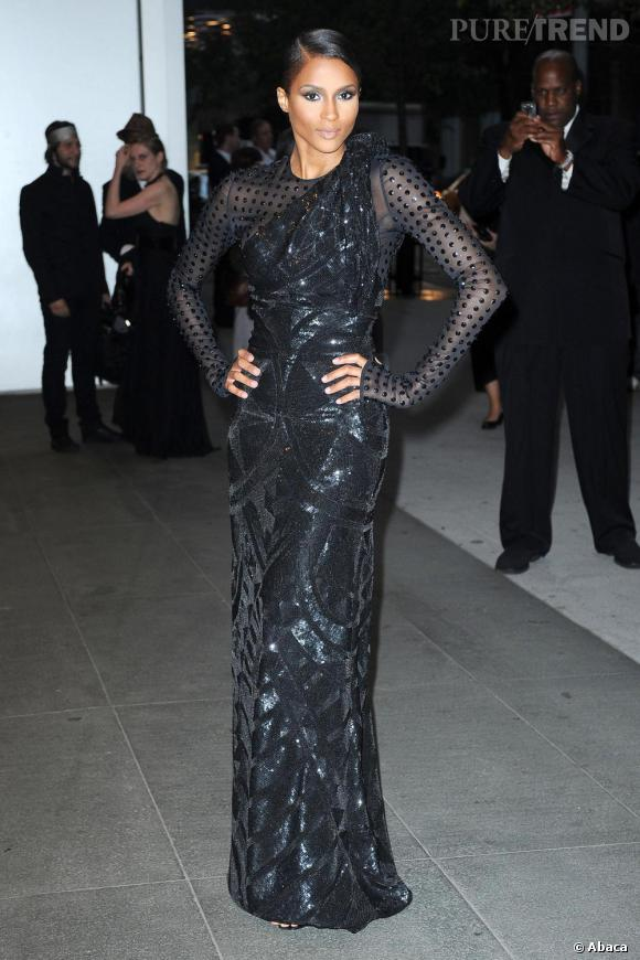 Ciara, spectaculaire