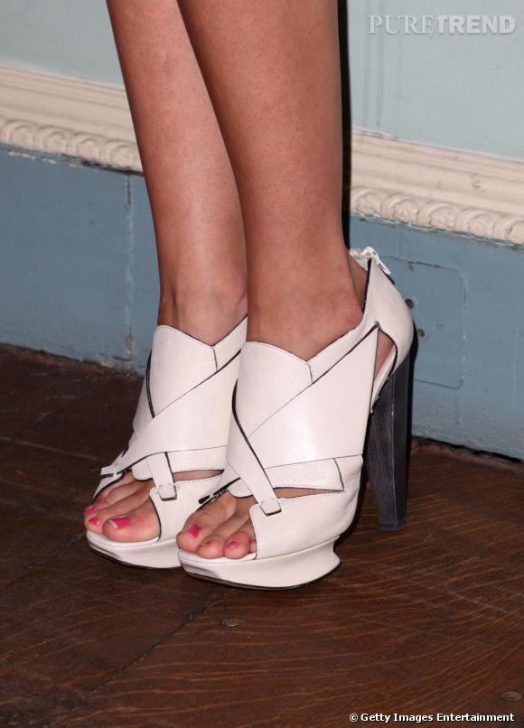 Détail chaussures