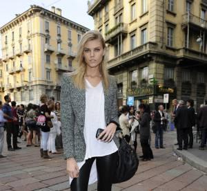 Streetstyle : le t-shirt blanc, l'allié de style