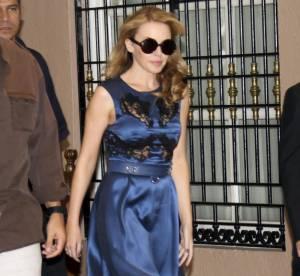 Kylie Minogue, jolie poupée rétro