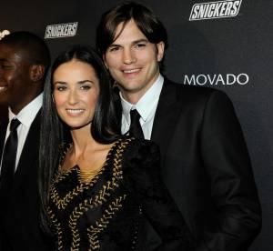 Demi Moore et Ashton Kutcher : couple siamois ?