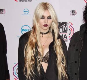 Taylor Momsen, la sans culotte de la mode