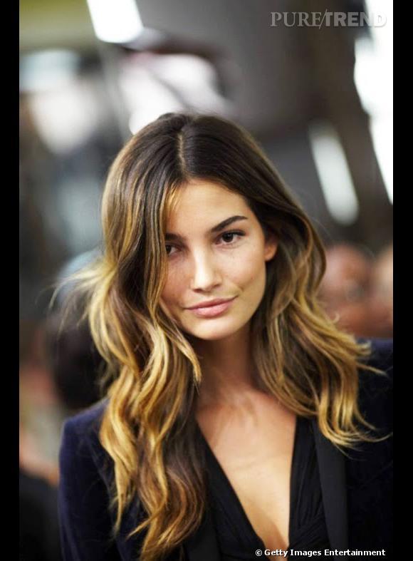 Connaissez vous l 39 ombr hair puretrend - Ombre hair chatain ...
