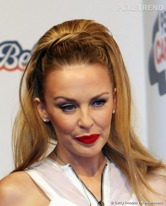 Kylie Minogue invitée aux Jingle Bell Ball.