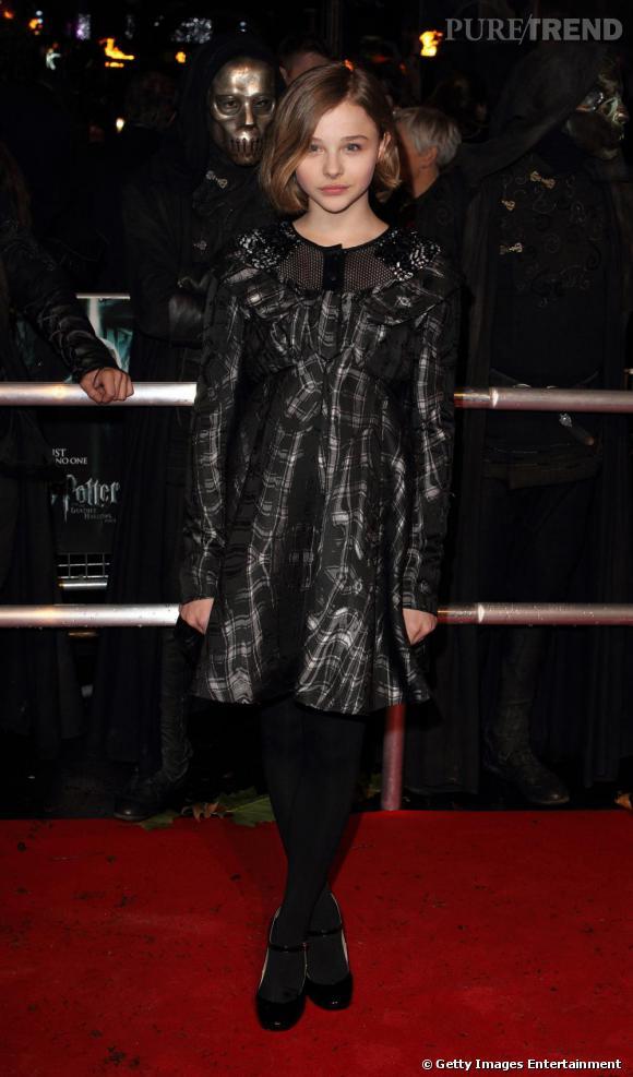 Chloë ferait presque de l'ombre aux it-girls Kate Bosworth et Chloë Sevigny.
