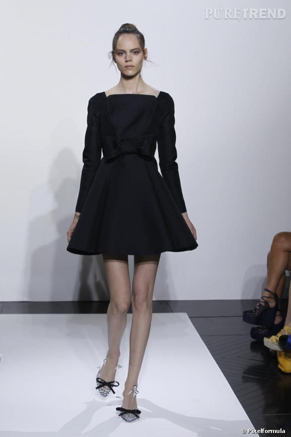 Défilé Valentino Couture Automne/Hiver 2010.