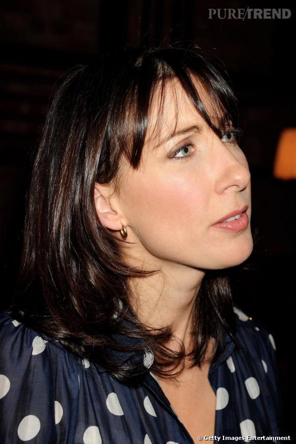 Samantha Cameron à la soirée BFC/Vogue.