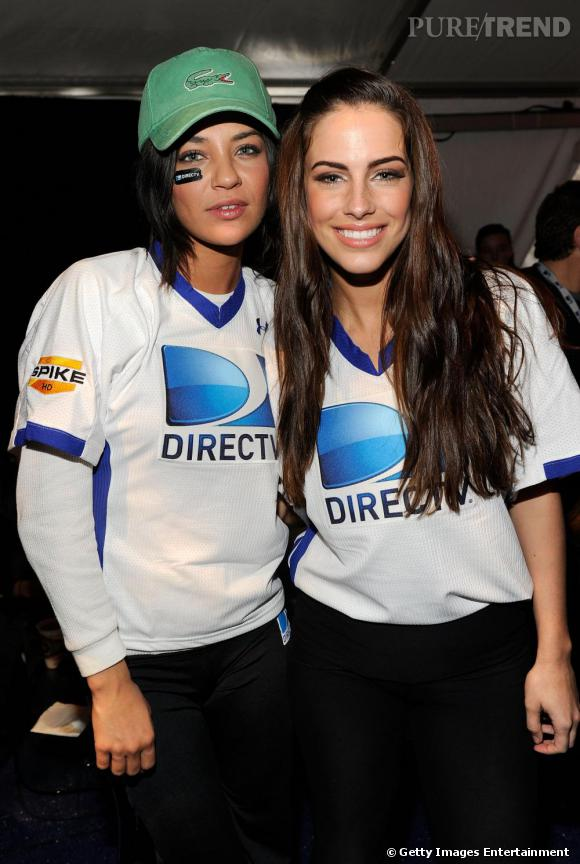 Jessica Szohr et Jessica Lowndes de 90210.